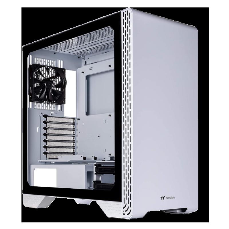 Chasis Thermaltake S300 TG Snow Edition - Computer Evolution